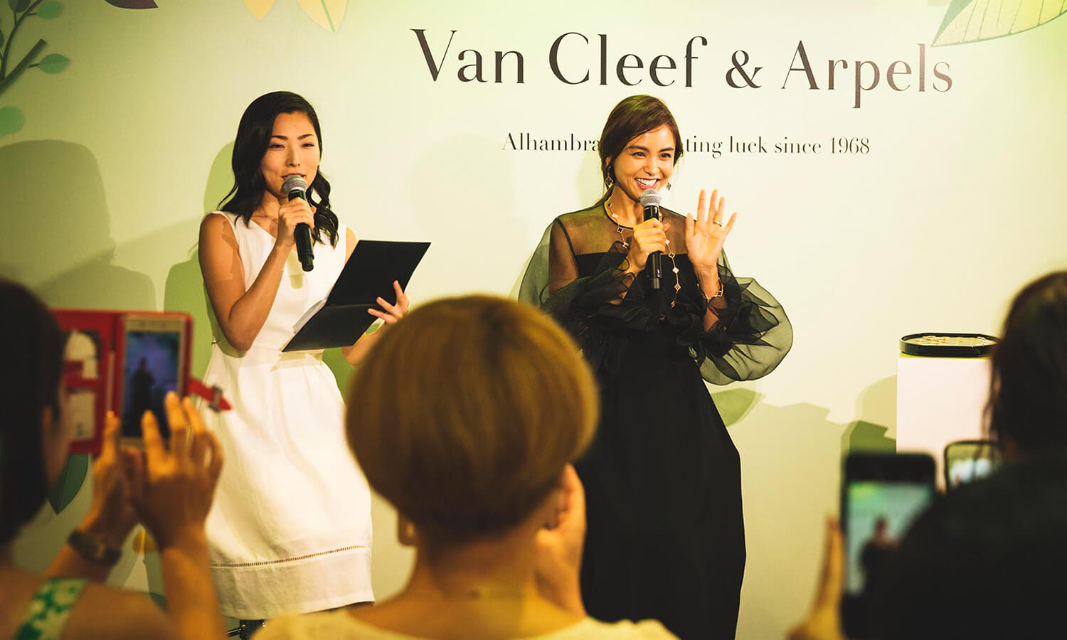 VERY × Van Cleef & Arpels Special Event Report